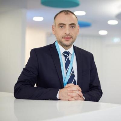 dr Michalis Kyriakidis